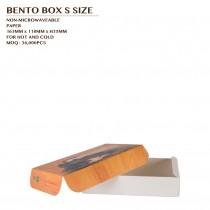 PRE-ORDER BENTO BOX S SIZE 1000SET/CTN