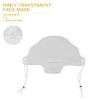 DAILY TRANSPARENT  FACE MASK  30PCS/50BOX/CTN