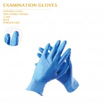PRO-ORDER EXAMINATION GLOVES L SIZE 10BOX/CTN