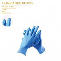PRO-ORDER EXAMINATION GLOVES M SIZE 10BOX/CTN