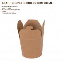 PRE-ORDER KRAFT ROUND NOODLES BOX 780ML