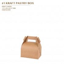 PRE-ORDER #1 KRAFT PASTRY BOX