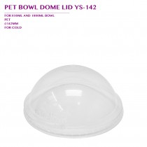 PRE-ORDER PET BOWL DOME LID YS-142 600PCS/CTN
