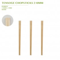 TENSOGE CHOPSTICKS 210MM 3000PCS/BOX