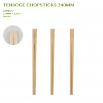 TENSOGE CHOPSTICKS 240MM 3000PCS/BOX